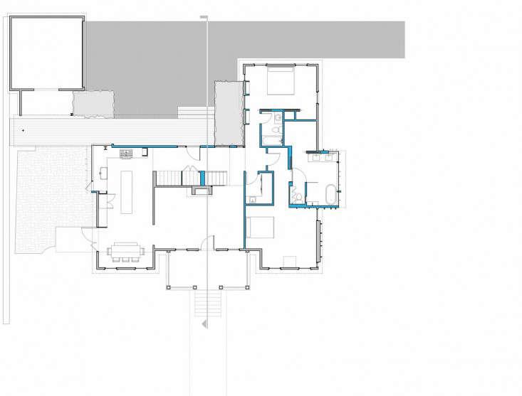 Hugh Randolph Architects Palma Plaza Austin Texas 1st Floor Plan Remodelista