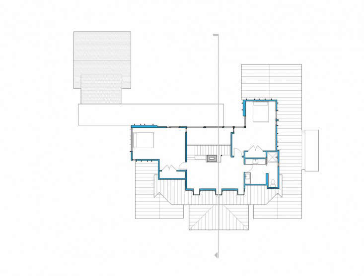 Hugh Randolph Architects Palma Plaza Austin Texas 2nd Floor Plan Remodelista