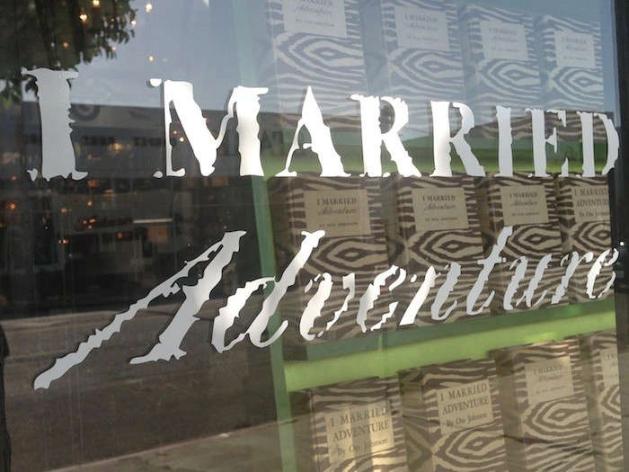 I married adventure window remains