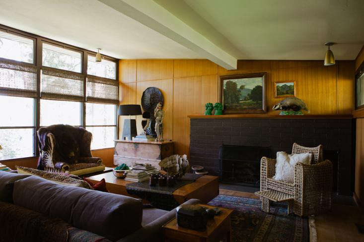 Tough Glamor At Home with a Napa Valley Designer portrait 4