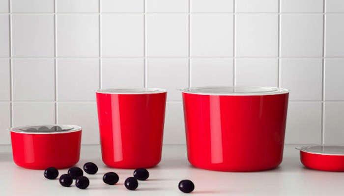 Ikea Ljust Series Red Remodelista