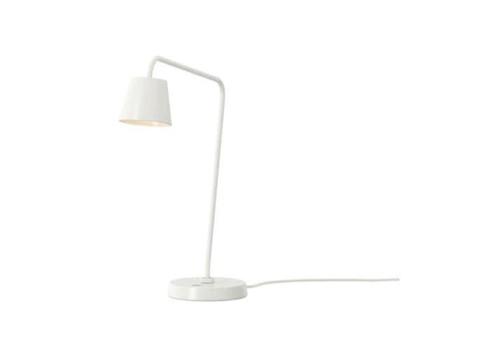 Ikea Tisdag LED Work Lamp White Remodelista