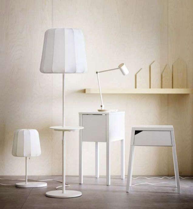 Ikea wireless charging furniture Remodelista 1