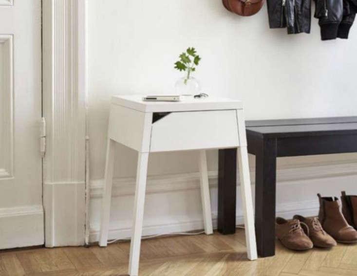 Ikea wireless charging furniture Remodelista 3