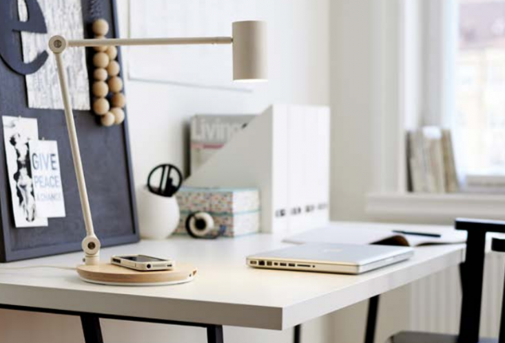 Ikea wireless charging furniture Remodelista 4