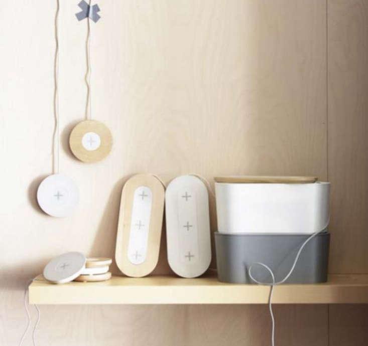 Ikea wireless charging furniture Remodelista 5