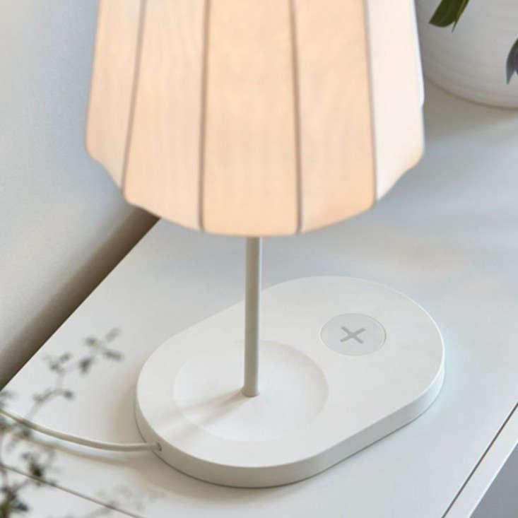 Ikea wireless charging furniture Remodelista 7