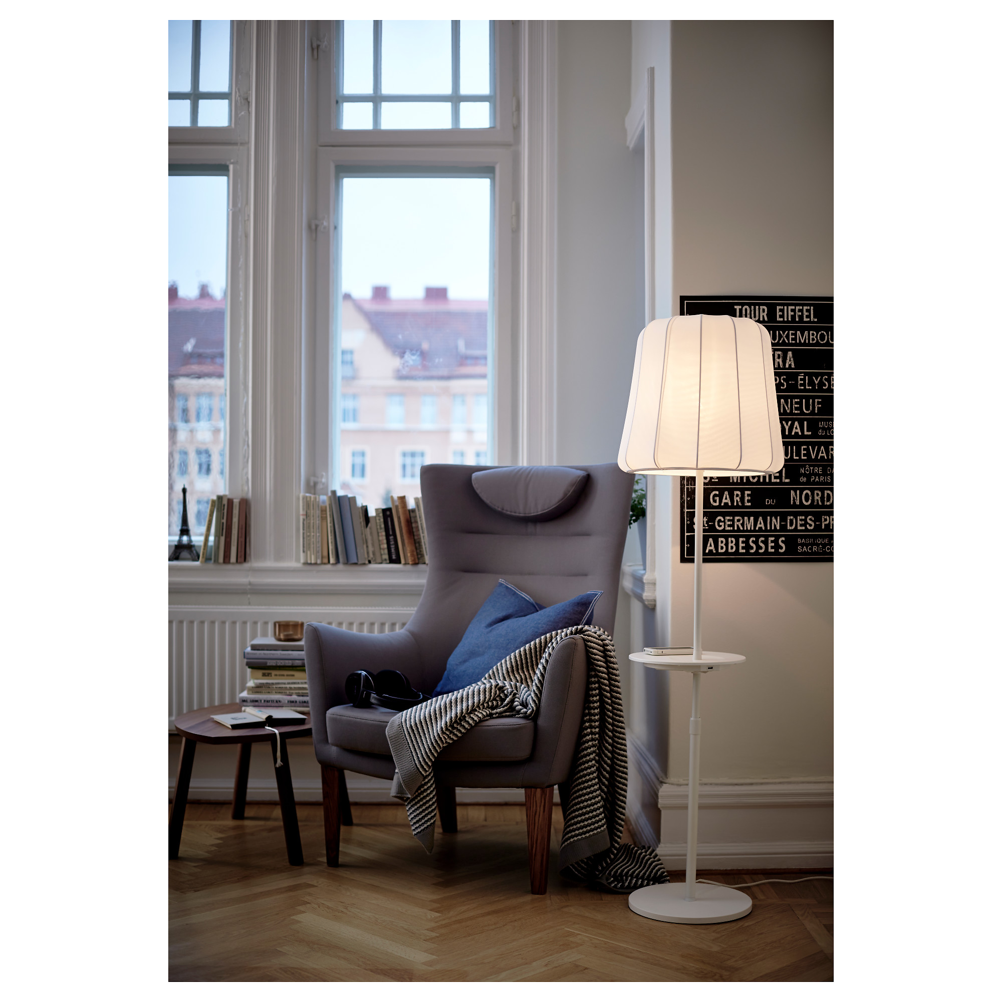 Ikea wireless charging lamp Remodelista 12