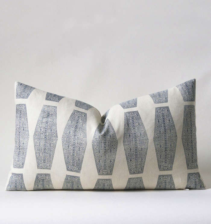 Brooklyn HandPrinted Pillows and Throws by Susan Connor  portrait 6