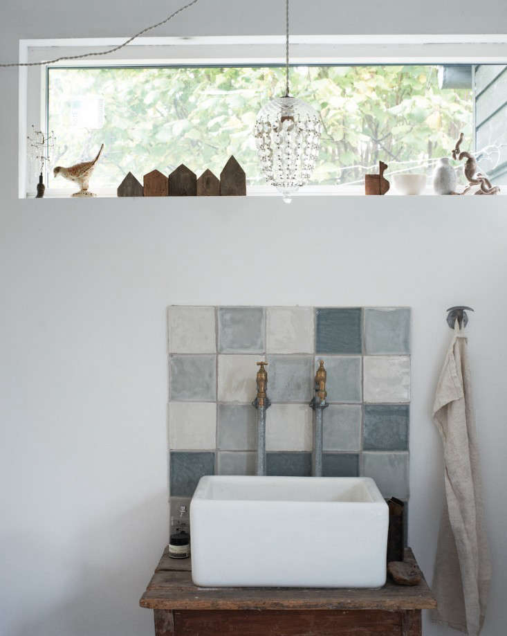 Ditte Isager Danish Bath from The Inspired Home