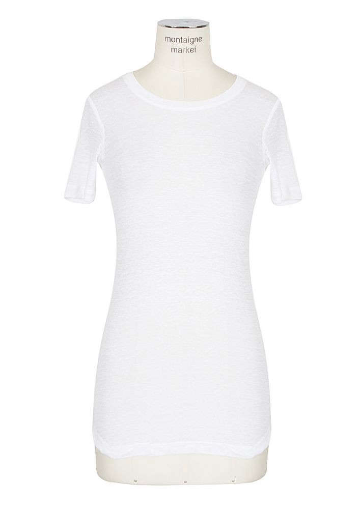Style Counsel The Perfect White Tee Shirt portrait 4
