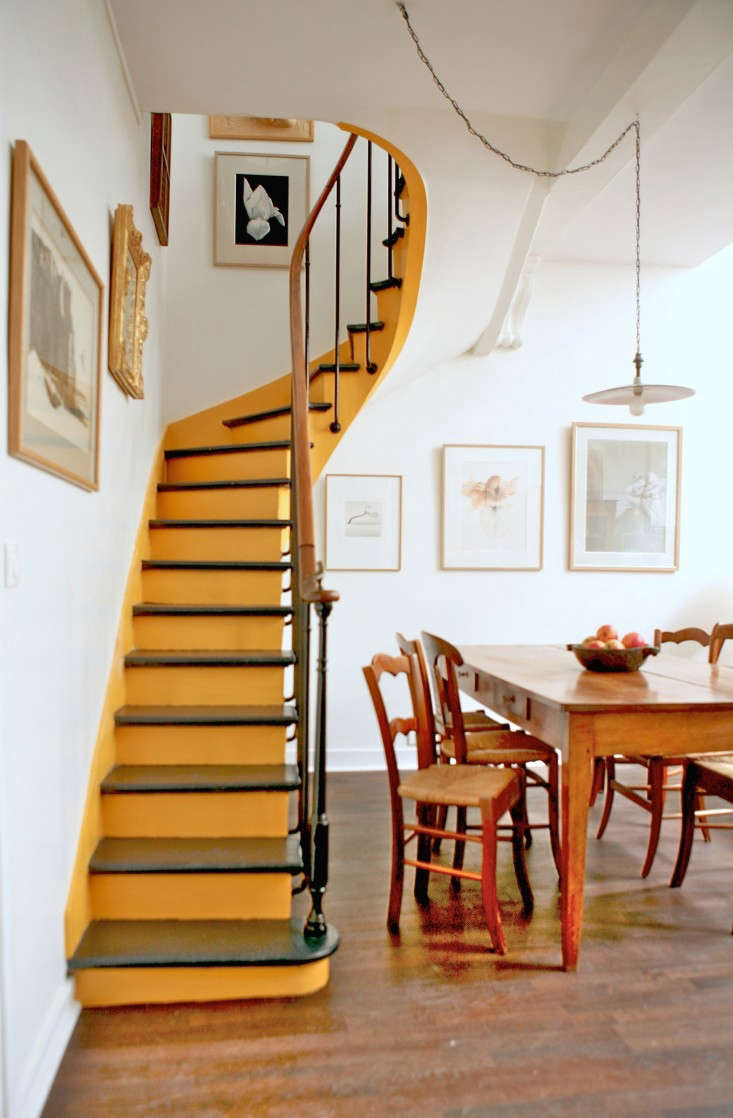 A Paris Pied-à-Terre by Ishka Designs of Brooklyn