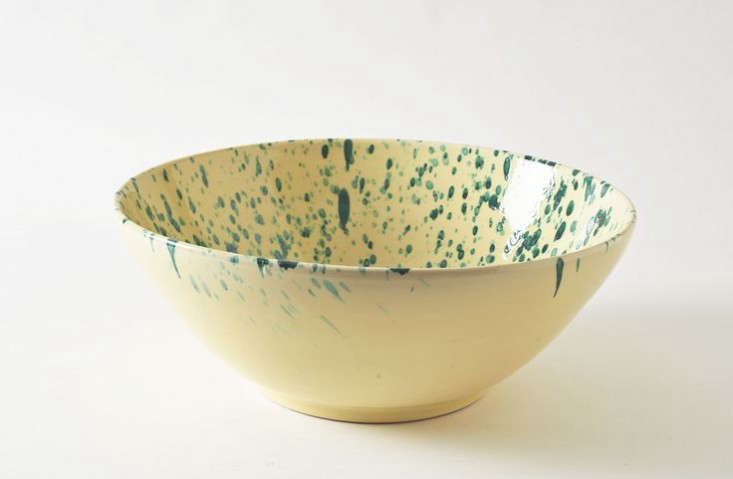 New Serving Splatterware Ceramics from Italy portrait 4