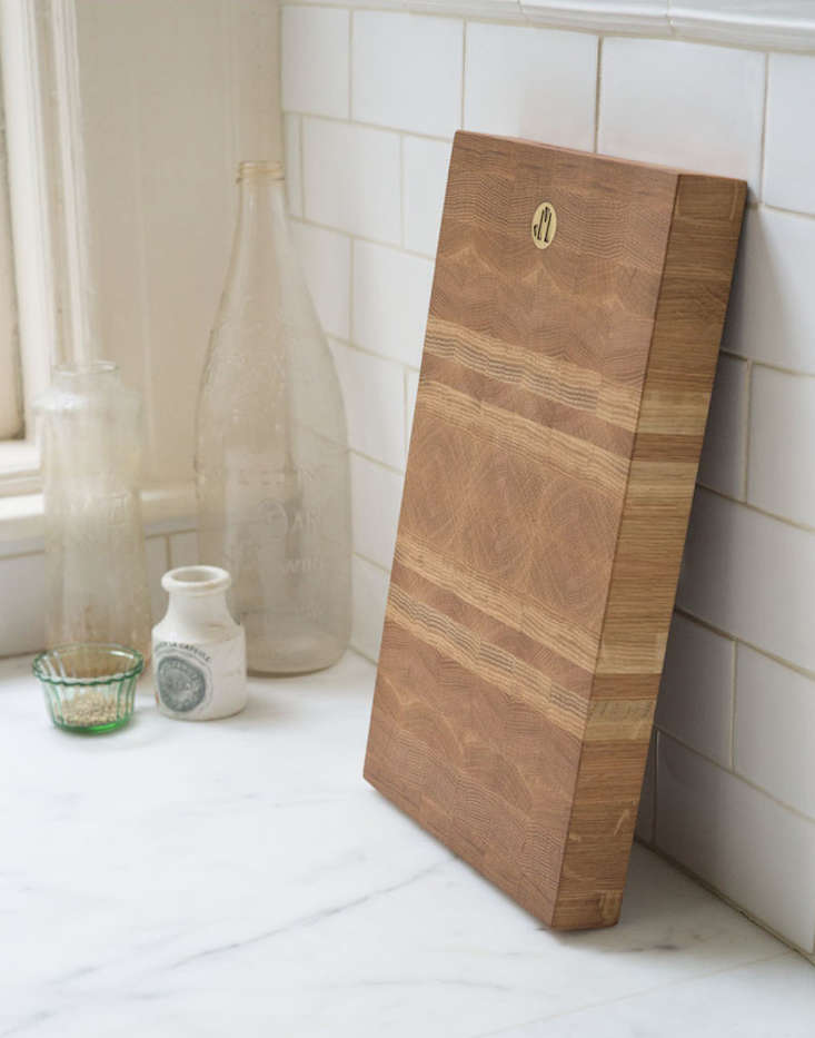 Patchwork Cutting Boards from an Oakland Design Studio portrait 3