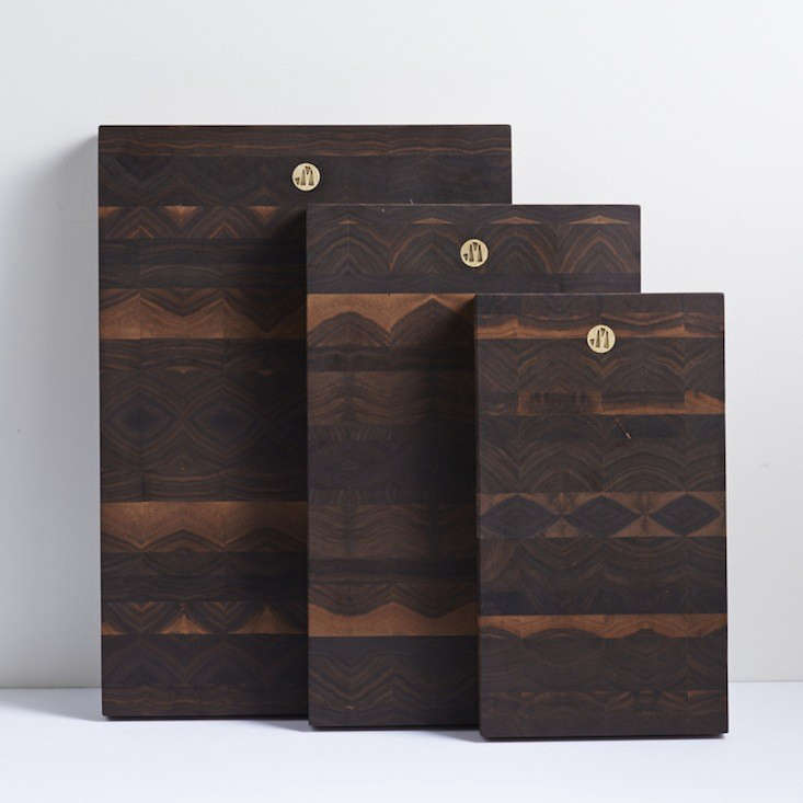 Patchwork Cutting Boards from an Oakland Design Studio portrait 8