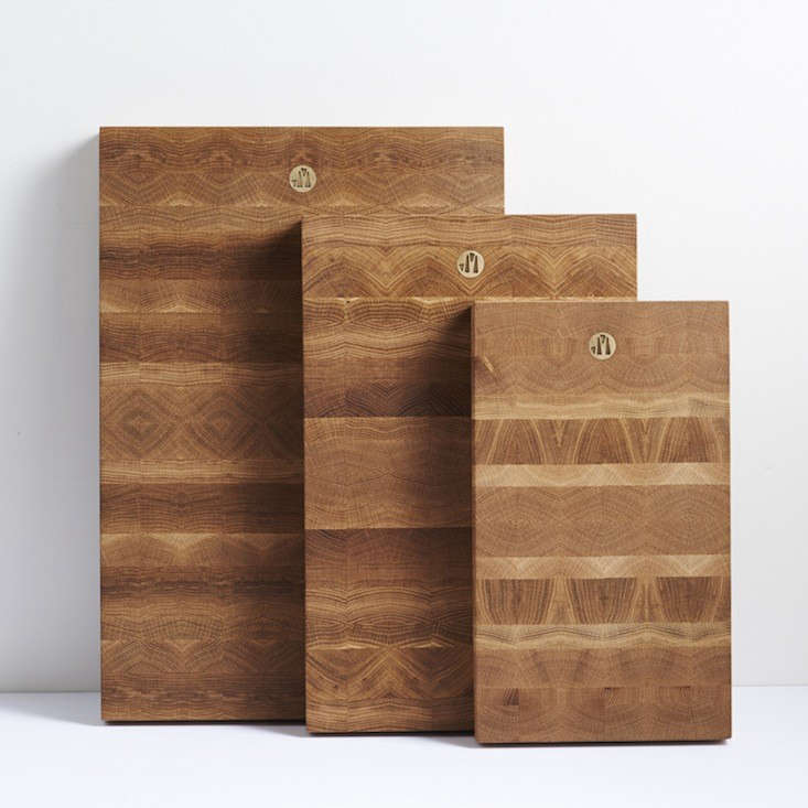 Patchwork Cutting Boards from an Oakland Design Studio portrait 5