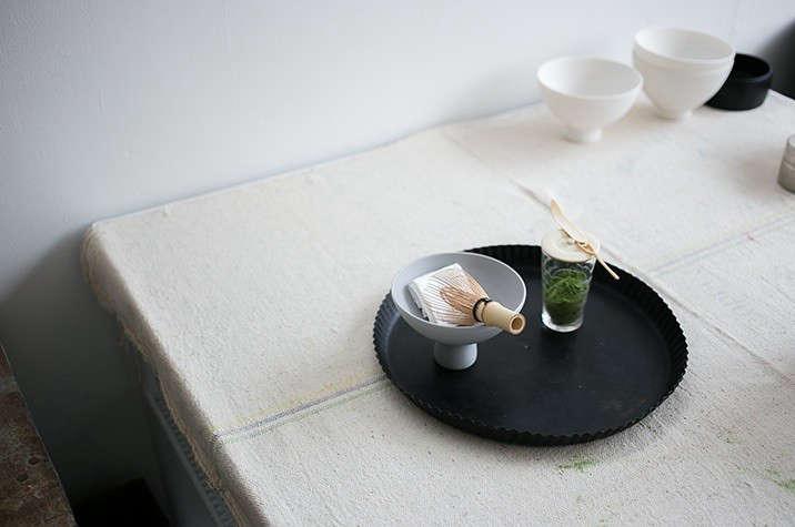 Japanese matcha party bamboo whisk