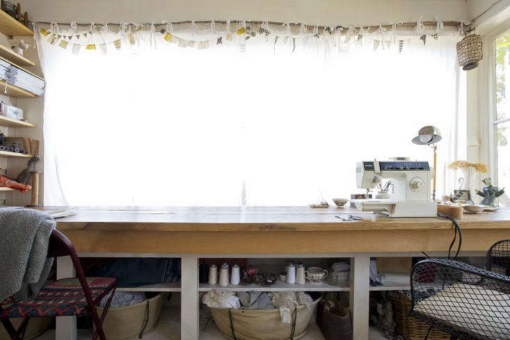 Studio Visit with a California Sewing Artisan portrait 3
