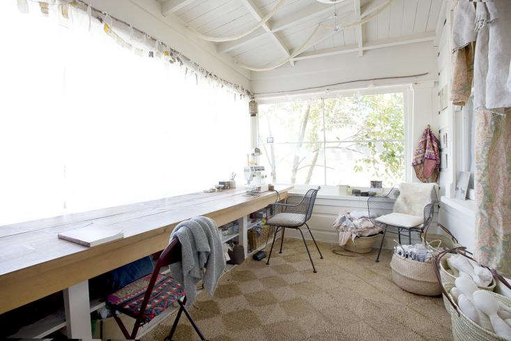 Studio Visit with a California Sewing Artisan portrait 10