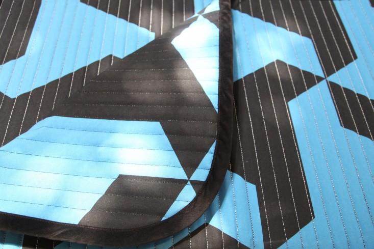 Jim Isermann Blanket Blue 01