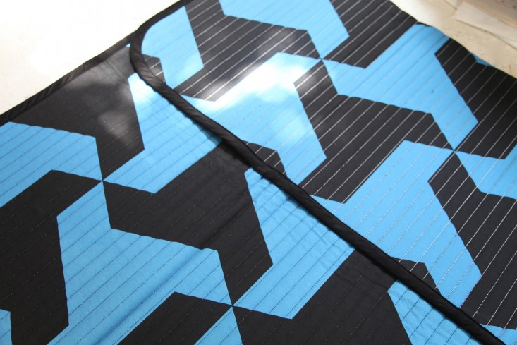 Jim Isermann Blanket Blue 03