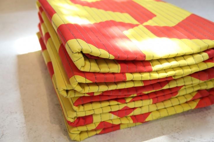 Jim Isermann Blanket Yellow 03