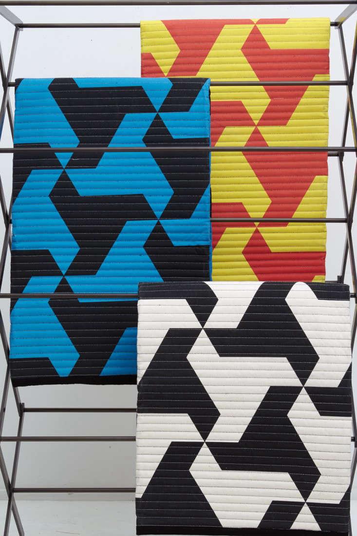 Jim Isermann Detail Blankets