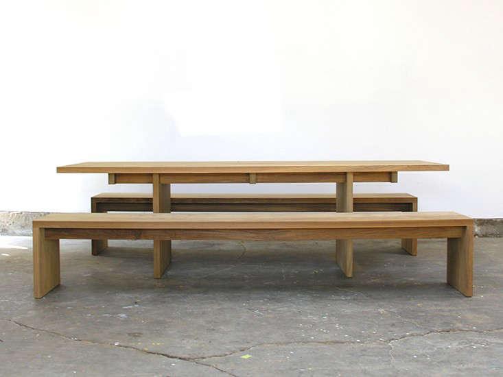 John Pawson Tables at Matin in LA 02