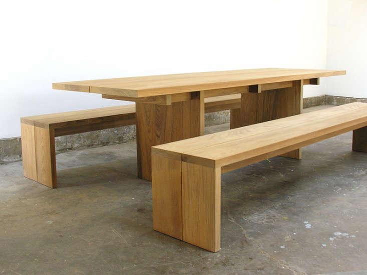 John Pawson Tables at Matin in LA 03