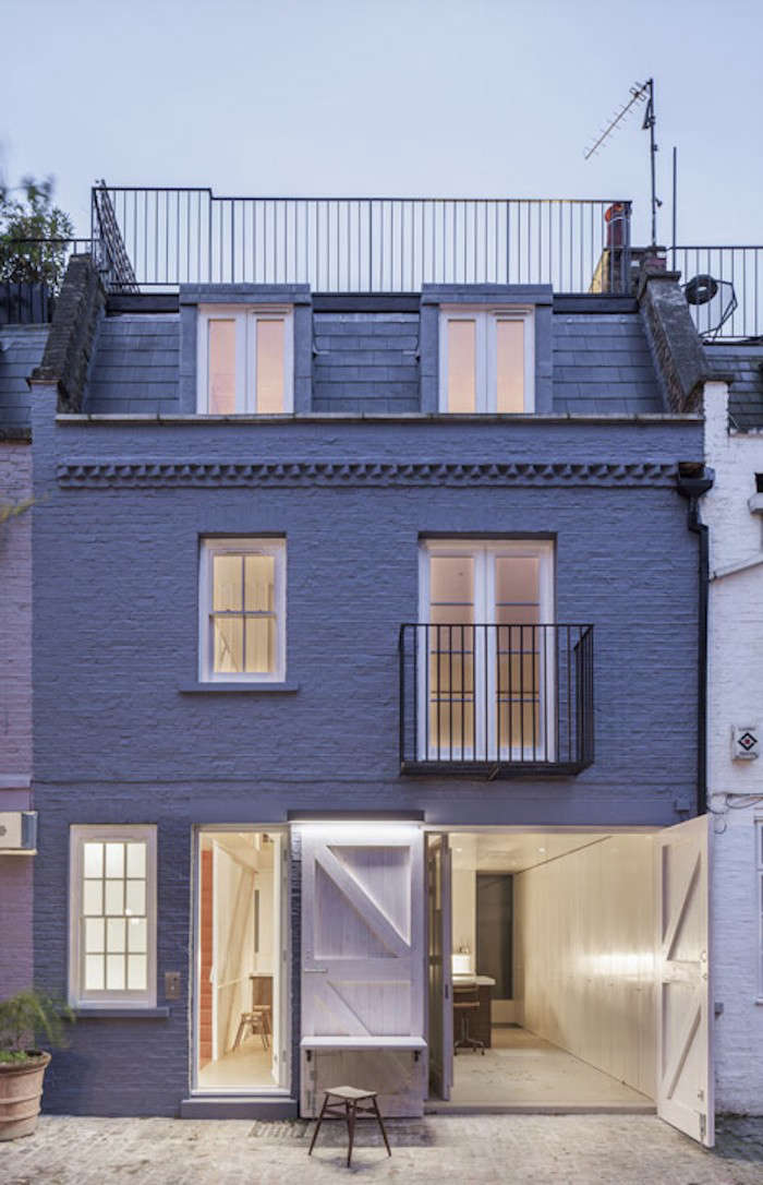 The Life Aquatic A London Mews House for a Submariner portrait 3