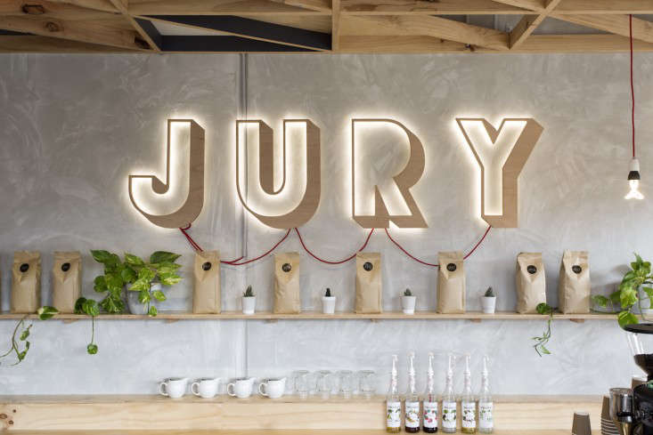Jury A Cafe in a Converted Prison portrait 8