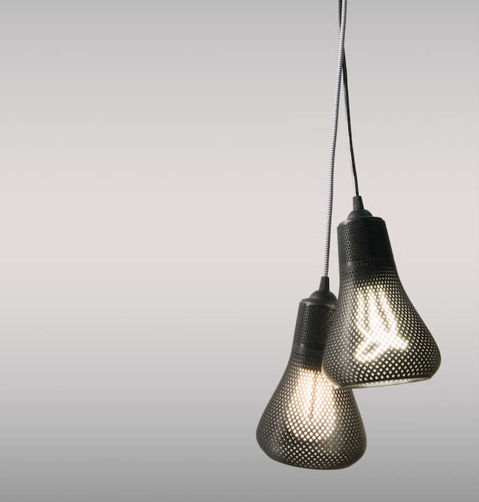 Naked No More Lampshades for Plumen Bulbs  portrait 9