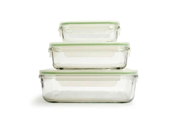 Kinetic Go Green GlassLock Food Storage Remodelista