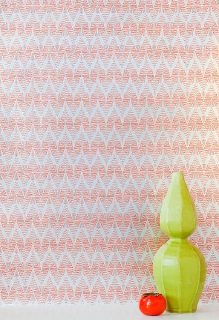 The New Mod Wallpaper from Kismet Tile portrait 6