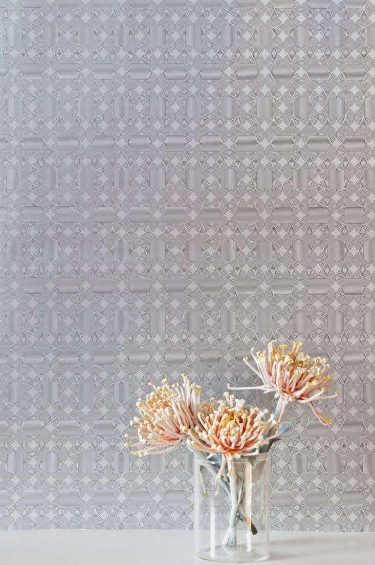 The New Mod Wallpaper from Kismet Tile portrait 3