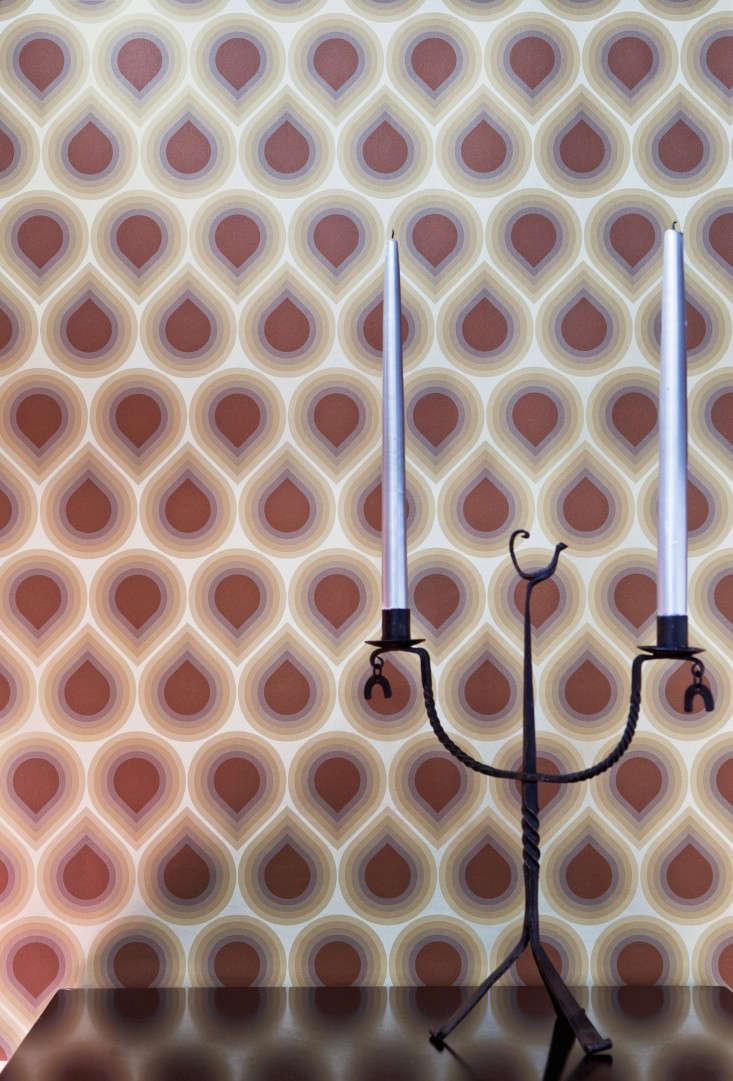 The New Mod Wallpaper from Kismet Tile portrait 5