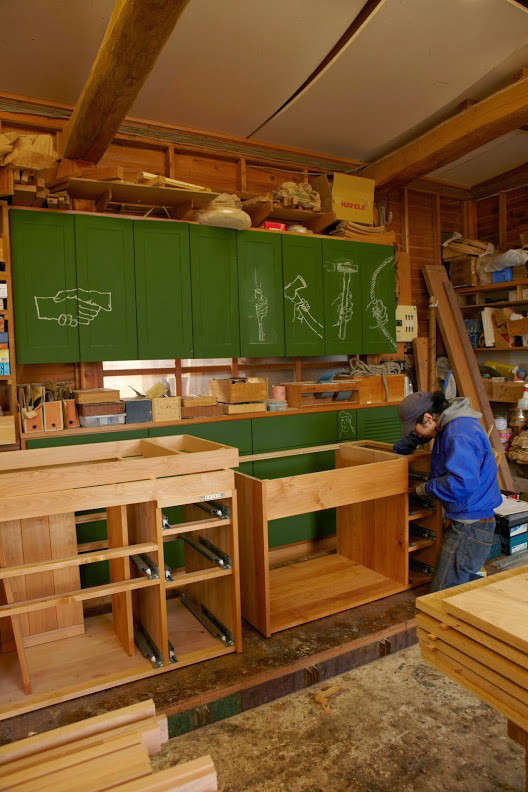 Built to Last Joinery Kitchens by KitoBito of Japan portrait 14