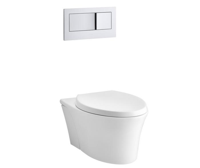 Kohler Veil Wall Hung Toilet