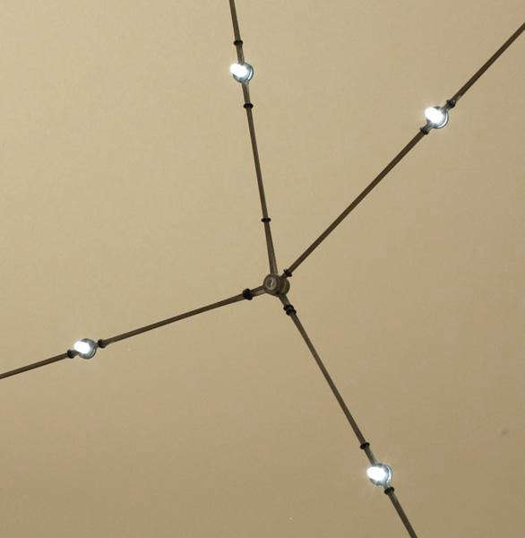 String Lights with Precision Konstellation by Peter Marigold portrait 5