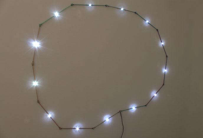 String Lights with Precision Konstellation by Peter Marigold portrait 6