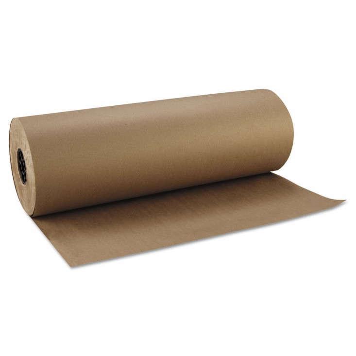 Blank Slate WallMounted Kraft Paper portrait 7