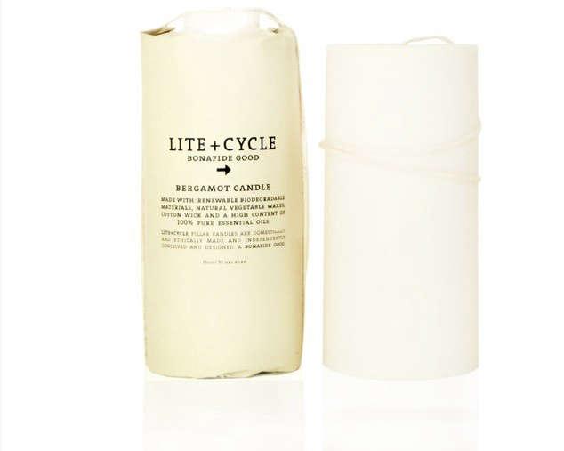 LIght cycle bergamot candle