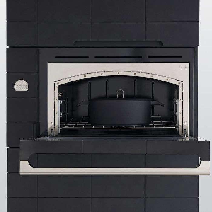 La Cornue W Line Oven Close Up Square Remodelista