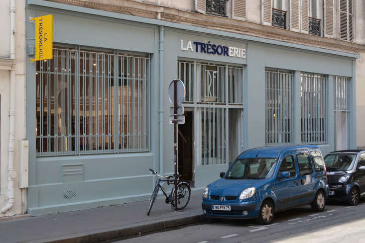 La Tresorerie Paris Remodelista