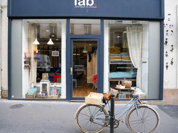 Lab Boutique Opens Shop in Paris portrait 3