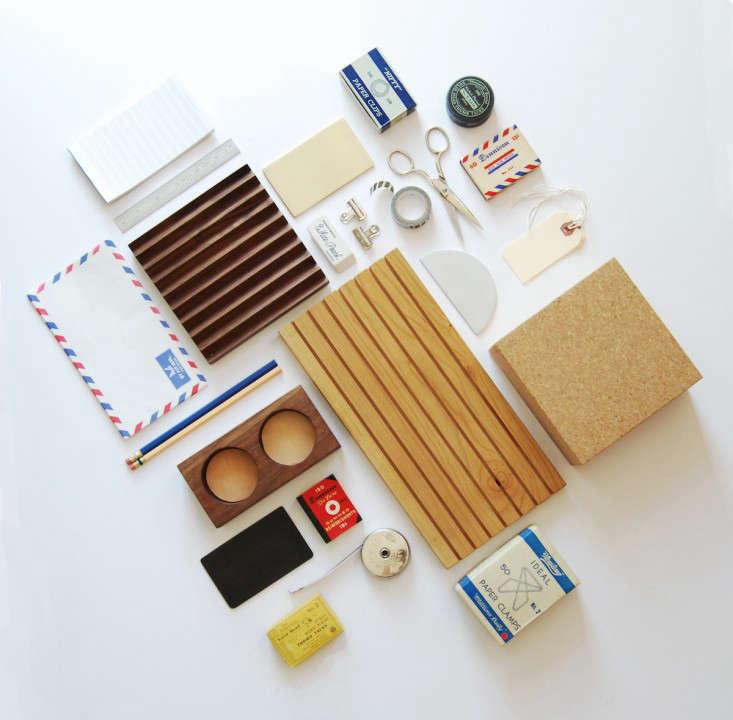 Clear the Decks 11 Ideas for Controlling Desktop Paper Shredder Included portrait 8