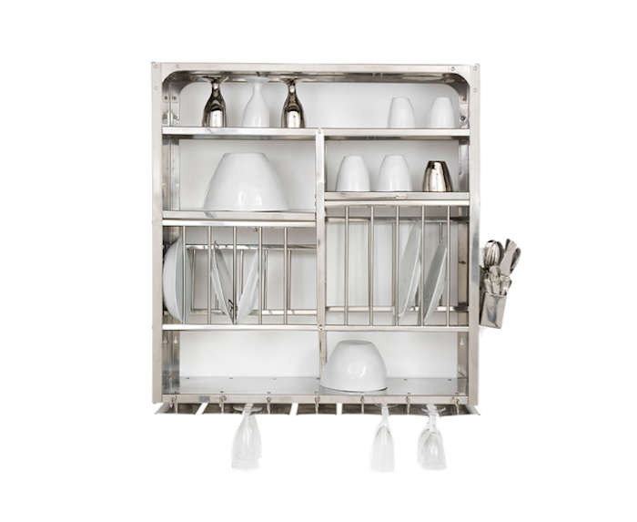 HighLow The Indian Stainless Steel Dish Rack portrait 3