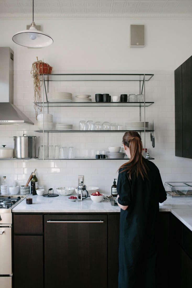 Kitchen of the Week A Young Couples Brooklyn Kitchen Reinvented  portrait 5