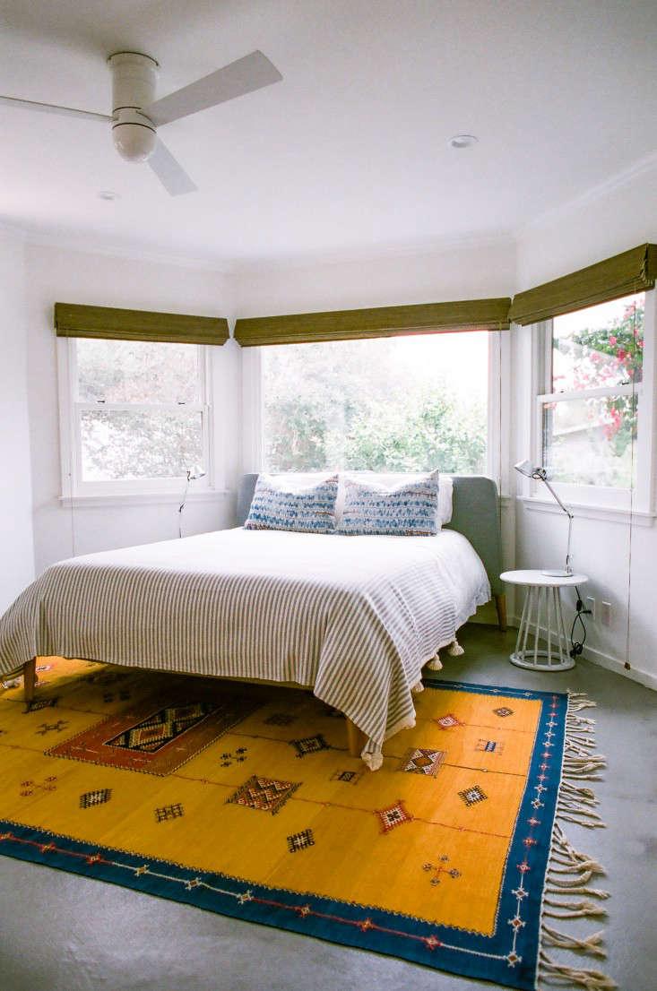 Lauren Soloff Malibu remodel bedroom Remodelista