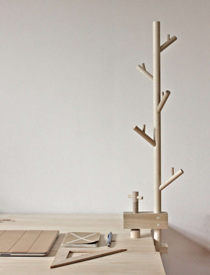 A TreeShaped Table Clamp for Clearing Clutter  portrait 7